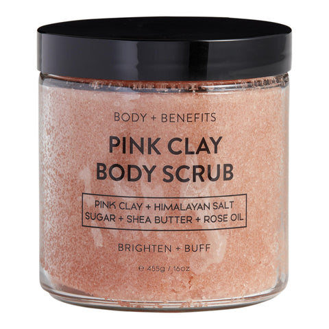 Body + Benefits Body Scrub