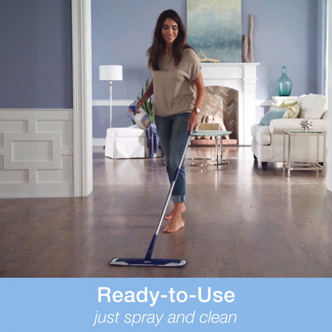Bona Free and Simple Hardwood Floor Cleaner in 160-Ounce Refill