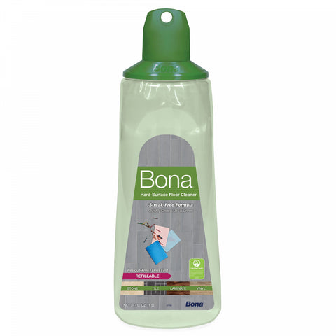 Bona Hard-Surface Floor Cleaner Cartridge 34 oz.