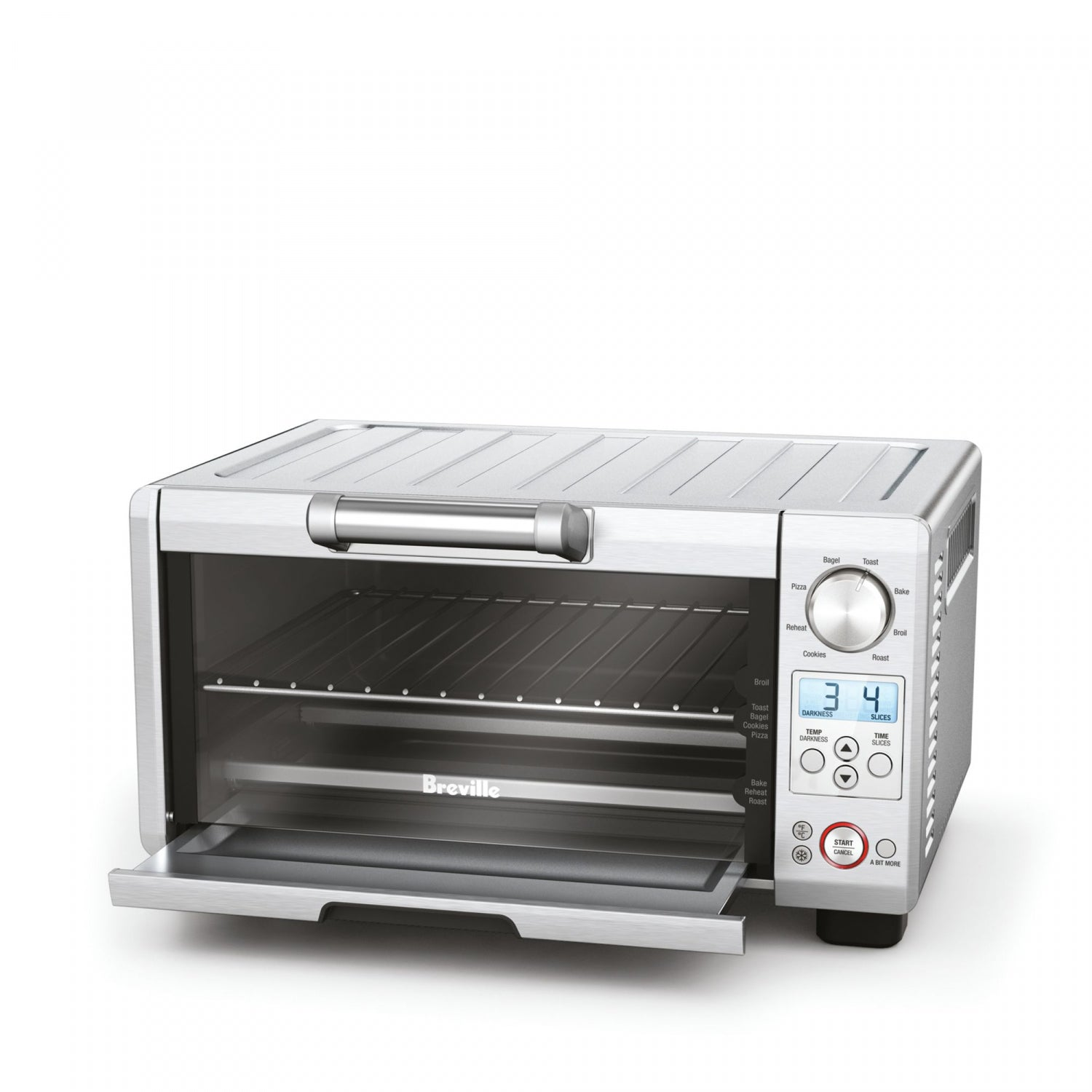 Breville Mini Smart Oven With Element Iq Mrorganic Store