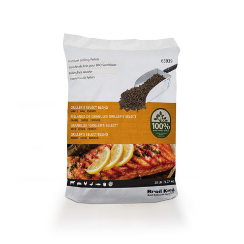 Broil King 20 lbs. Apple Blend Premium Wood Pellets