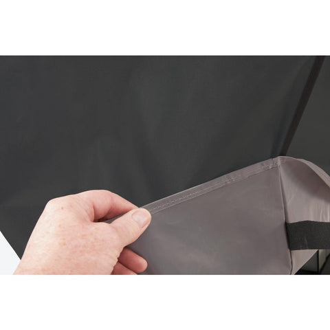 Broil King Select 42 in. PVC/Polyester Pellet Grill Cover