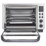 CRUX Artisan Series 6 Slice Digital Air Frying Toaster Oven Model 14934