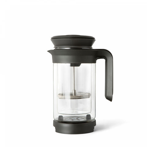 Chef'n 3-in-1 Craft Coffee Brewer in Grey/Clear