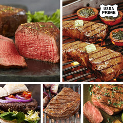 Chicago Steak Company Classic Prime Assortment (29-Pieces)