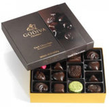Chocolatier, 16-Pc. Box of Dark Chocolates