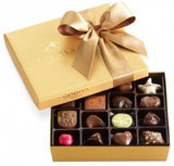 Chocolatier, 19-Pc. Gold Bow Ballotin Box of Chocolates