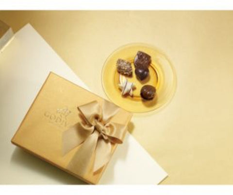 Chocolatier, 36-Pc. Gold Bow Ballotin Box of Chocolates