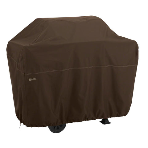 Classic Accessories Madrona Rainproof 64 in. BBQ Grill Cover