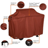 Classic Accessories Montlake Heather Henna Medium Grill Cover