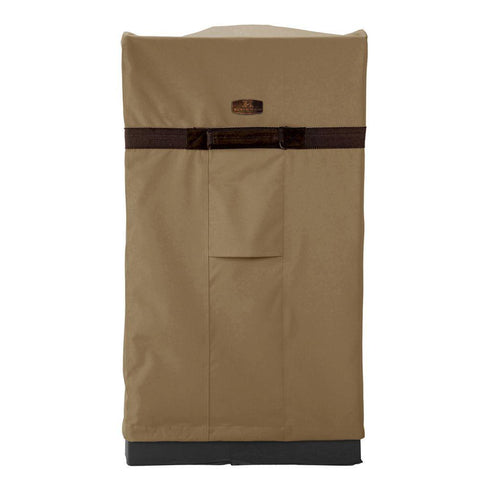 Classic Accessories Hickory Large Square Smoker Cover
