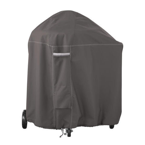 Classic Accessories Ravenna Weber Summit 110 in. L x 84 in. W x 24 in. H Grill Cover