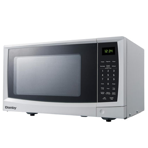 Danby 0.9 cu. ft. Countertop Microwave in White