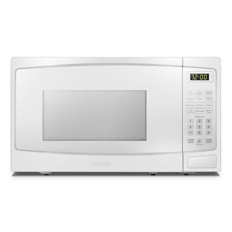 Danby 1.1 cu. ft. Countertop Microwave in Stainless Steel
