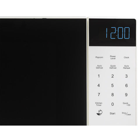 Danby 1.1 cu. ft. Countertop Microwave in White