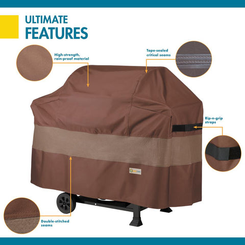 Duck Covers Ultimate 67 in. Grill Cover
