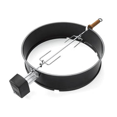 Electric Rotisserie for One-Touch Kettle Charcoal Grill