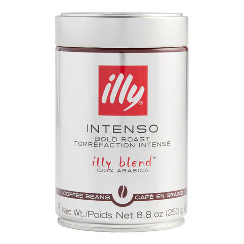 Illy Dark Roast Whole Bean Coffee