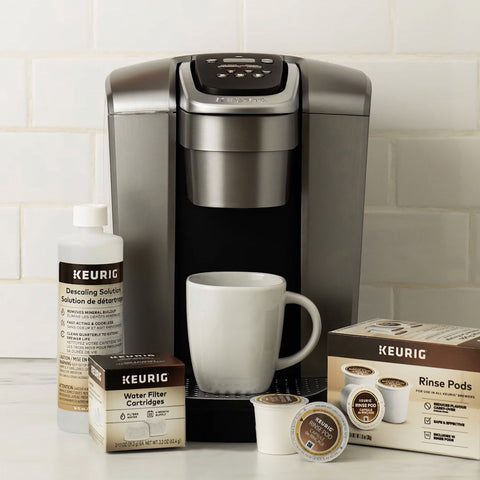 Keurig 3 Month Brewer Care Kit