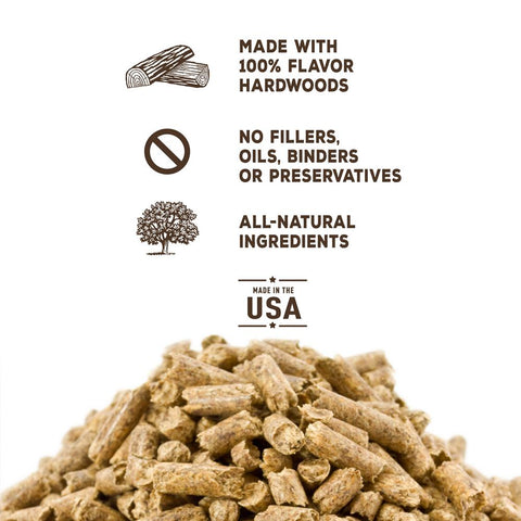 Kingsford 20 lbs. Maple Wood Grilling Pellets