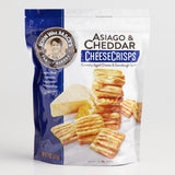 Large Macy's Asiago And Cheddar Cheese Crisps