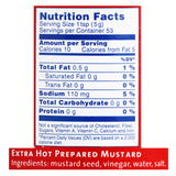 Lowensenf Extra Hot Mustard Set Of 2