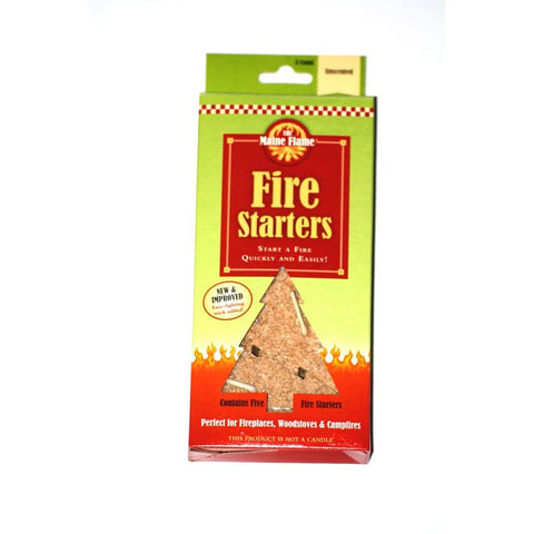 Maine Flame Unscented Fire Starter (5-Pack)