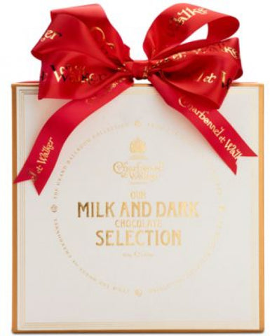 Milk and Dark Chocolate Selection