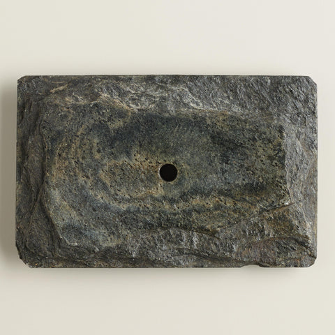 Natural Slate Soap Dish