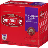 New Orleans Blend Special Dark Roast Coffee Single Serve Cups (72-Pack)