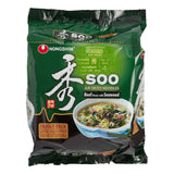 Nongshim Beef and Seaweed Noodle Soup
