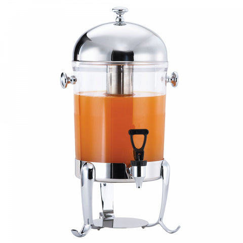 Octave 7 qt. Stainless Steel Juice Dispenser