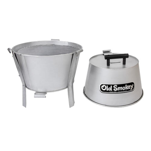 Old Smokey 18 in. Charcoal Grill