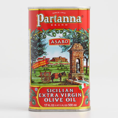 Partanna Extra Virgin Olive Oil