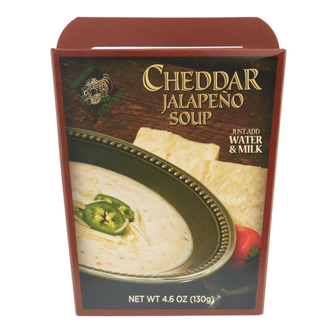 Plentiful Pantry Cheddar Jalapeno Soup