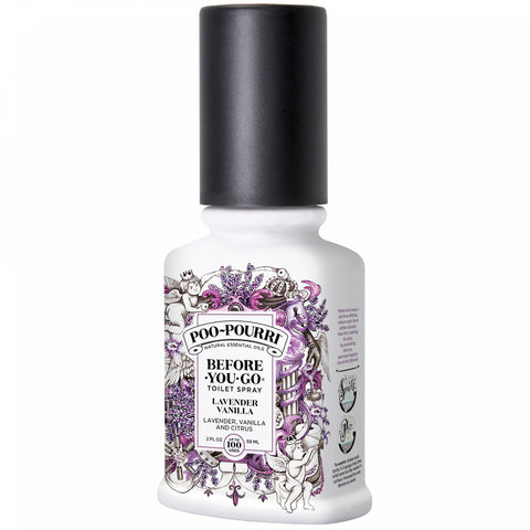 Poo-Pourri Before-You-Go Refill in Lavender Vanilla