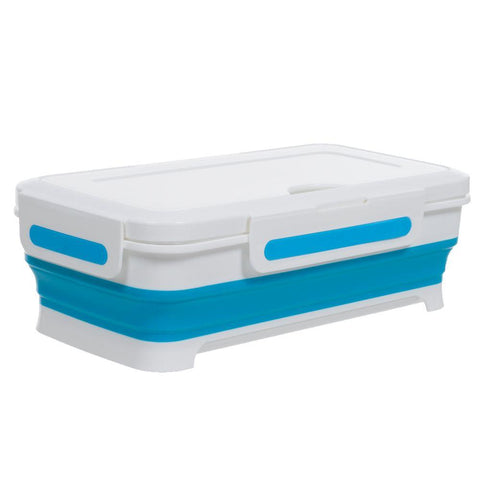Rectangular Expandable Lunch Box with Dividers