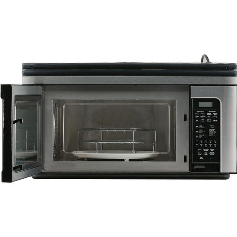 Sharp 1.1 cu. ft. Over-the-Range Convection Microwave Oven in Stainless Steel