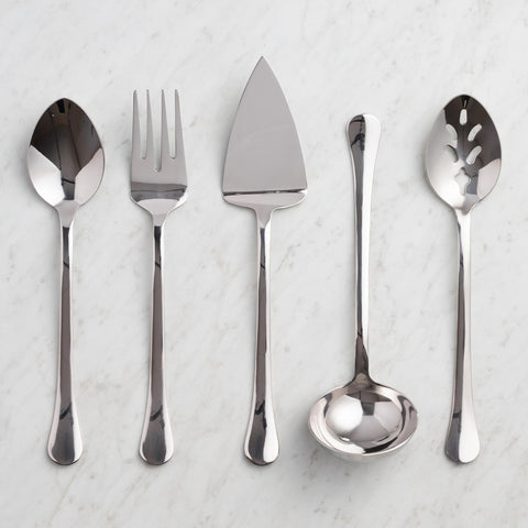 Stainless Steel Buffet Serving Spoon