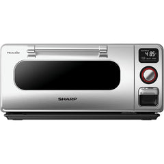 Superheated Steam 1750 W Silver Countertop Oven