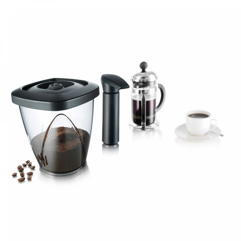 Tomorrow's Kitchen 44-Ounce Vacuum Coffee Saver and Pump