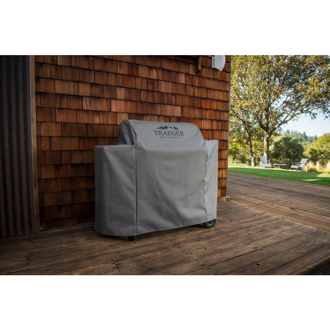 Traeger Full-Length Grill Cover for Ironwood 885