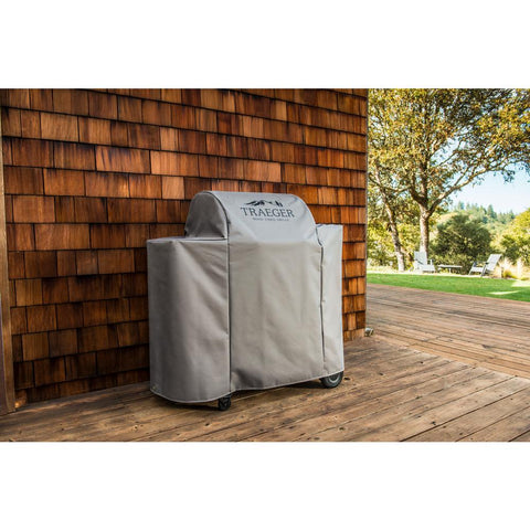 Traeger Full-Length Grill Cover for Ironwood 650
