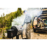 Traeger Insulation Blanket - Tailgater Elite 20, Bronson 20 and Junior Elite 20 Pellet Grills