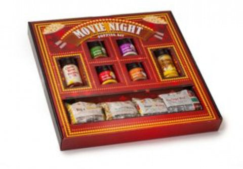 Vintage Inspired Movie Night Marquee Gift Set