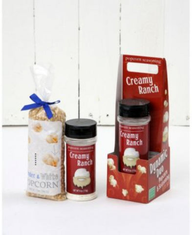 Wabash Valley Farms Stainless Steel Whirley-Pop Popcorn Popper Gift Set