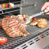 Weber 2-Piece Stainless Steel Grill Tool Set