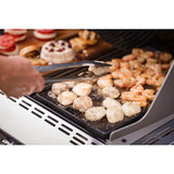 Weber Cast-Iron Griddle for Summit Silver/Gold/Platinum Gas Grill
