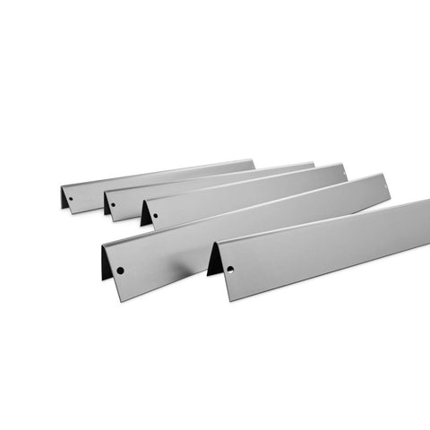 Weber Stainless Steel Replacement Flavorizer Bars for Genesis 300 Gas Grill (5-Pack)