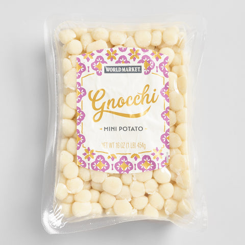 World Market Mini Potato Gnocchi Set Of 12